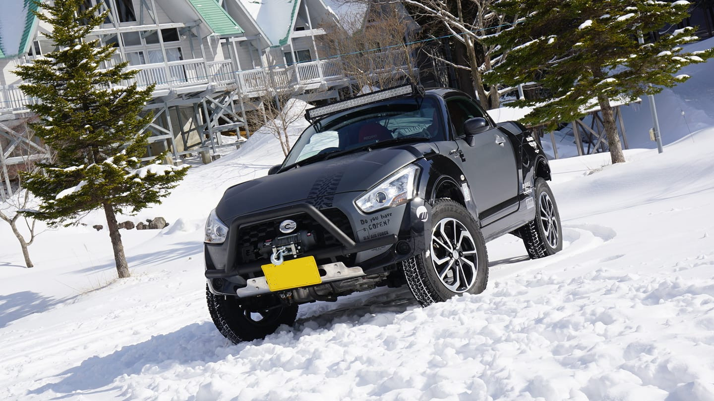 High-LIFT XPLAY 4WD
