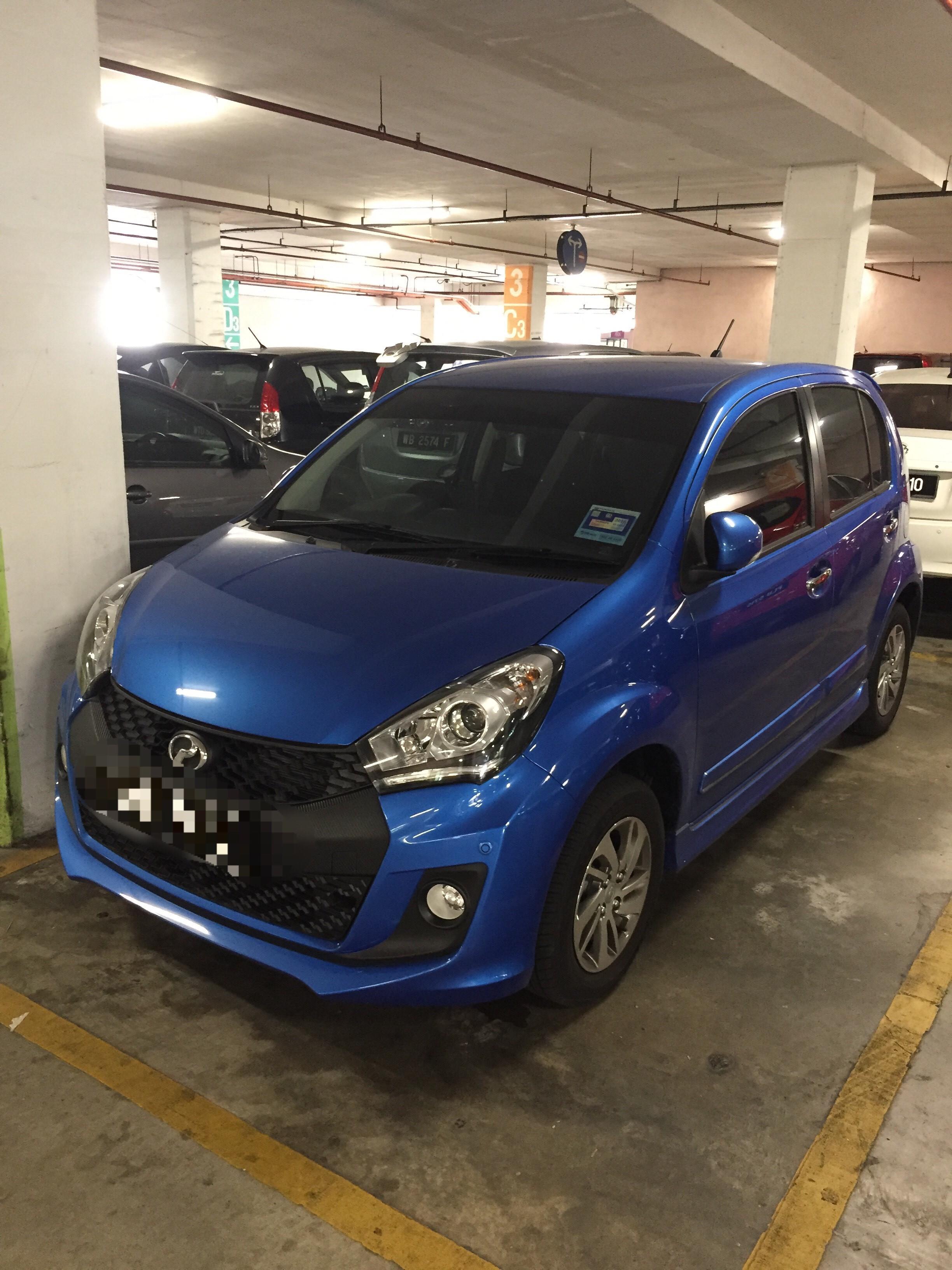 マレーシアで新車の商談成立をい...