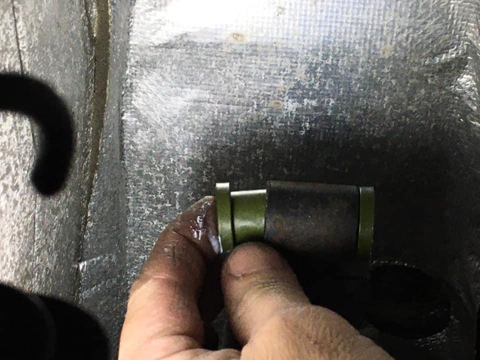シフトレバーのガタつき修理_200204_0016